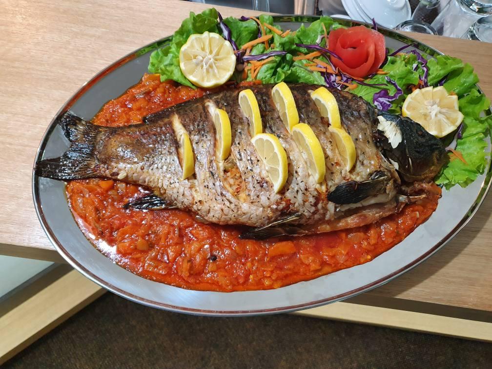 Bizim gölden balık - Spa Hotel Kremen