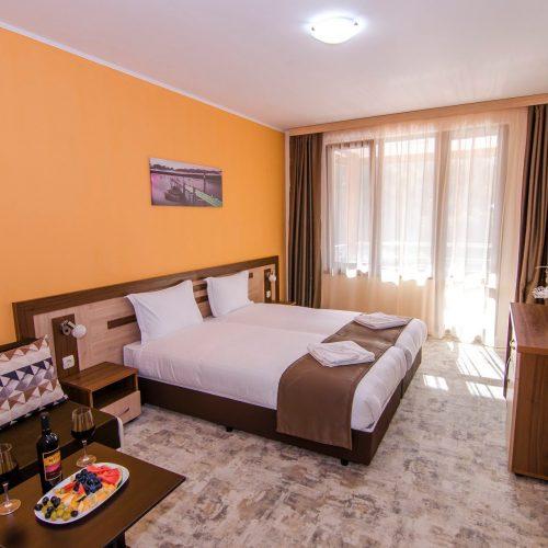 Двойна стая - Спа Хотел Кремен