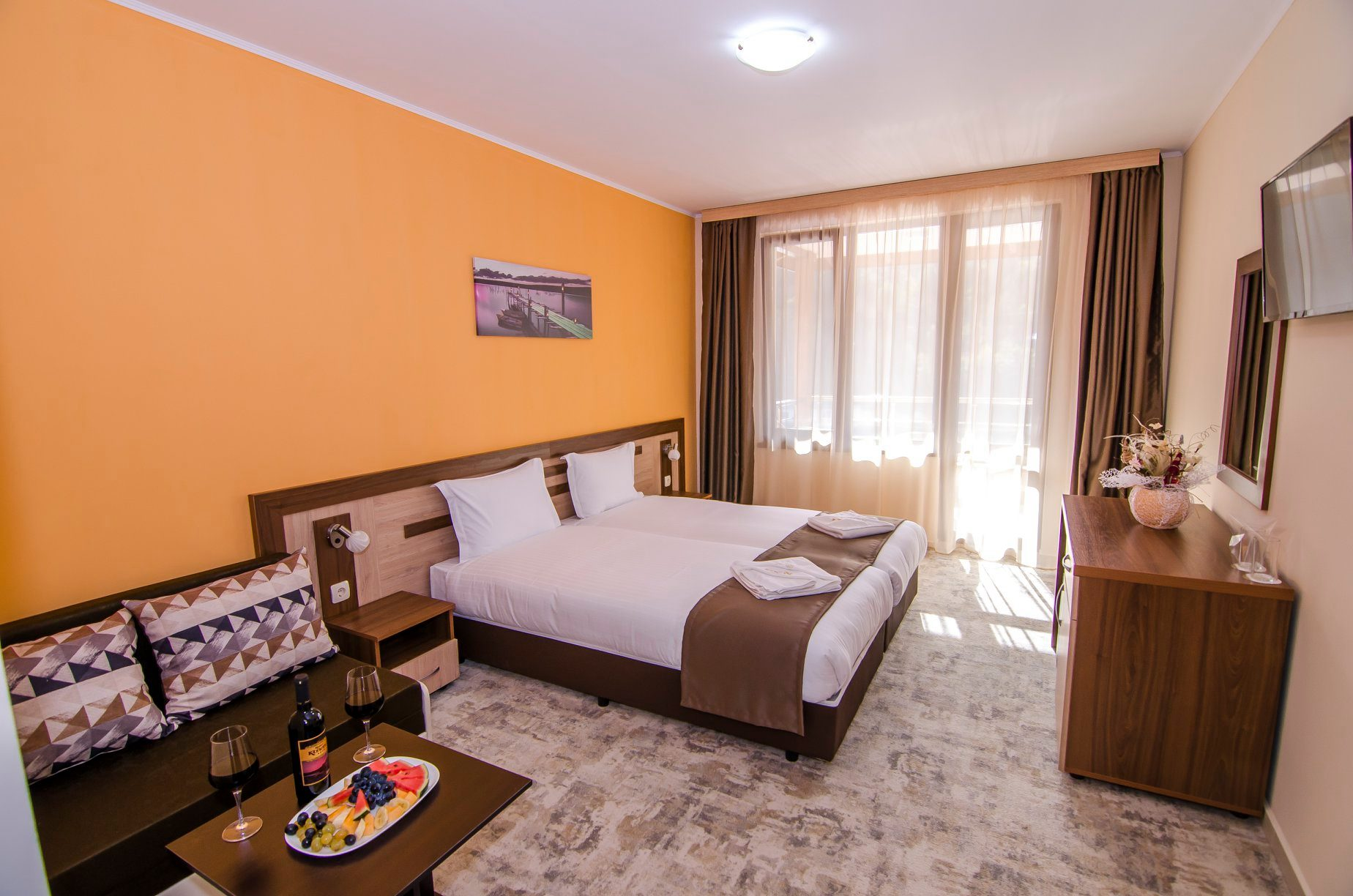 Double room - Spa Hotel Kremen