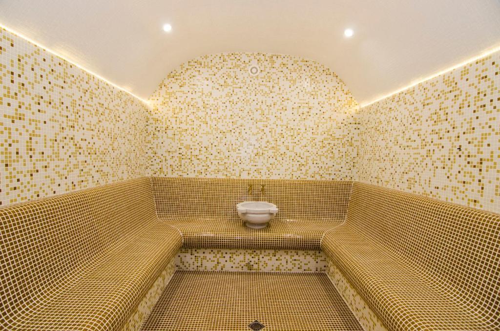Парна баня - Spa Hotel Kremen