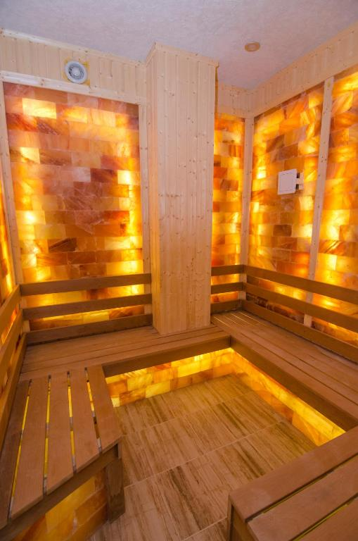 Tuz odası Kompleks Kremen - Spa Hotel Kremen