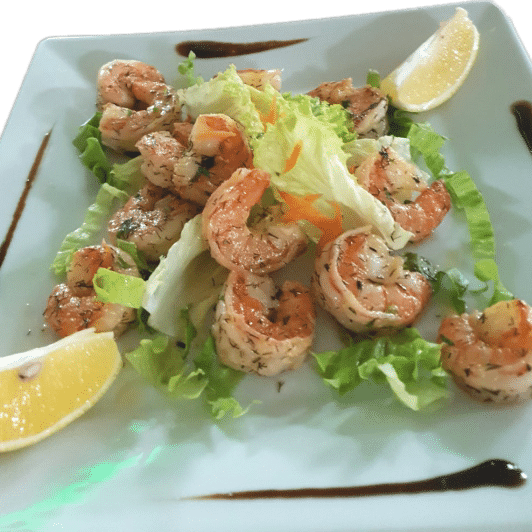 Риба и морски деликатеси в Ресторант Кремен