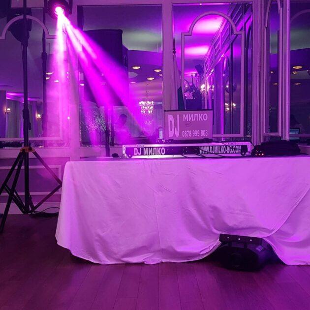 DJ Милко в Хотел Кремен